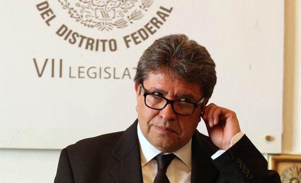 Desmienten adherentes del PRI su respaldo a Monreal