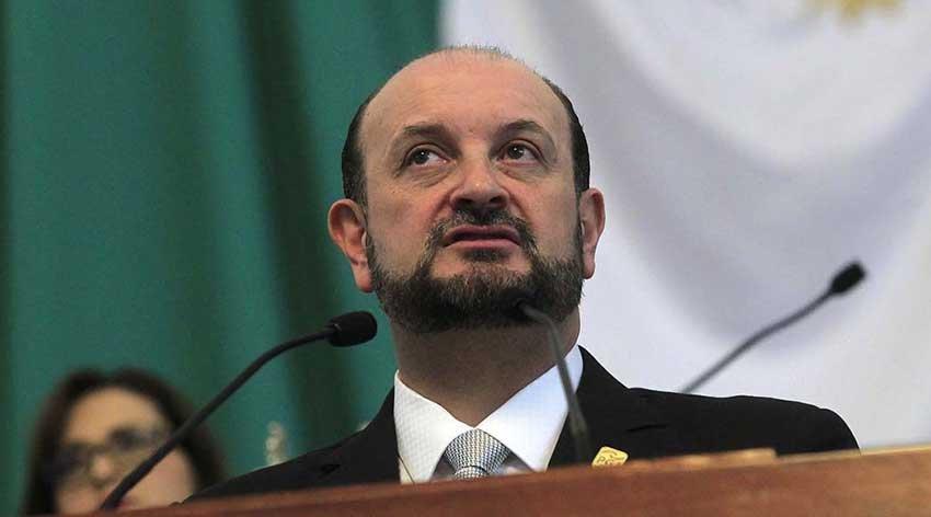 Rodolfo Rios Garza renuncia como Procurador de Justicia