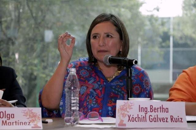 Aprueba ALDF investigar administracion de Xochitl Galvez