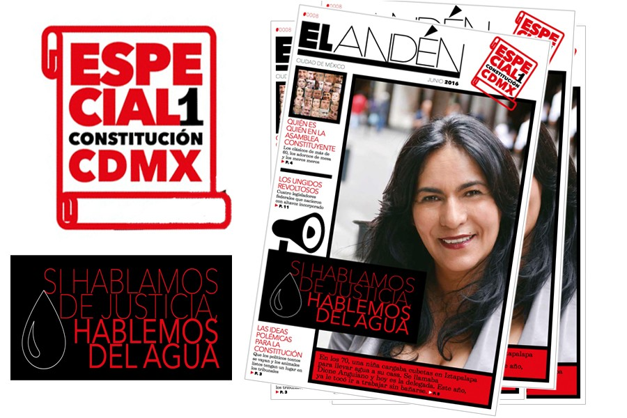 ESPECIAL, Constitucion CDMX