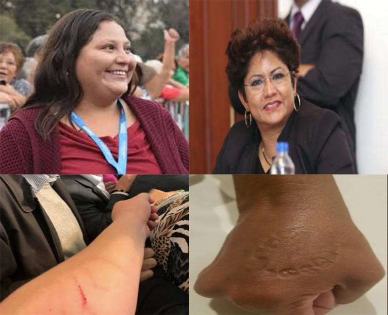 No menti, nunca me mordi: Nury Delia Ruiz