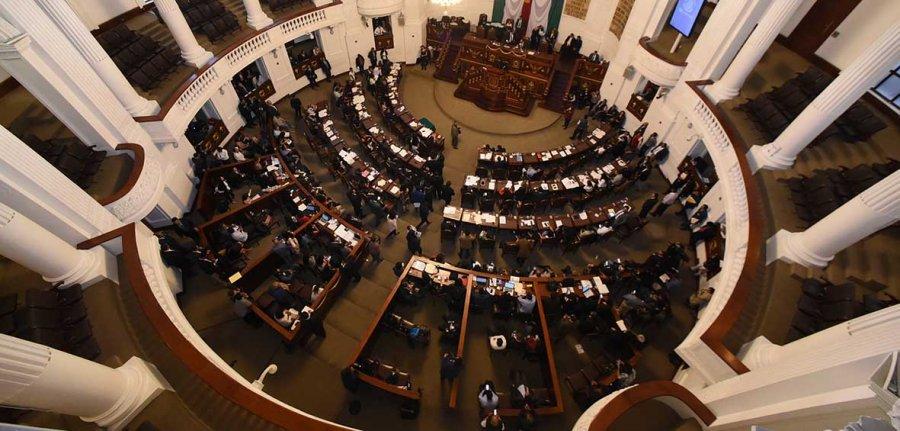 En Periodo Ordinario designaran sustitutos de Jefes Delegacionales