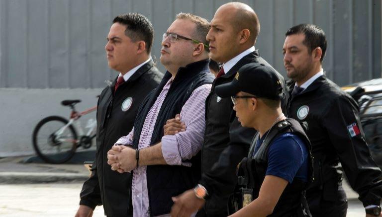 Mancera garantiza seguridad de Duarte
