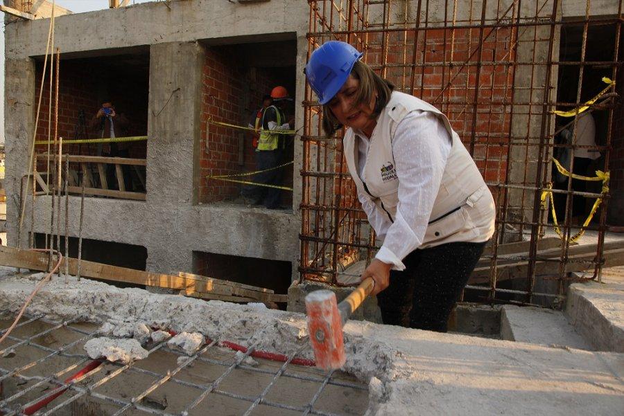 No habra construcciones impunes: Xochitl