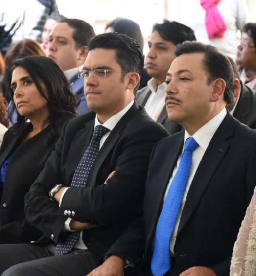 El Frente Ciudadano por la CDMX no sera moneda de cambio: Serrano