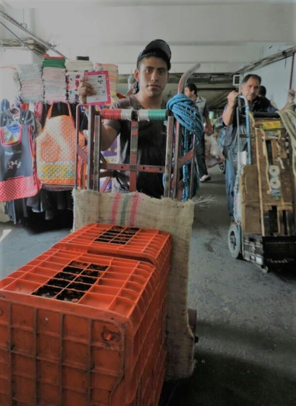 Apoyan a poblacion vulnerable de la CEDA