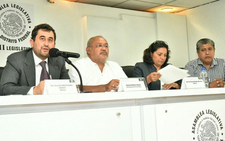 Respalda Morena freno a megaproyectos en Xochimilco