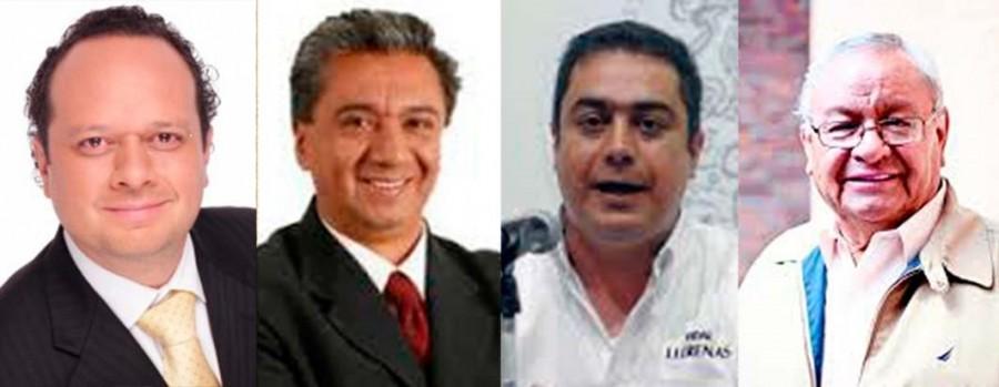 ¿Quien podria ser alcalde chintololo?